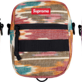 Supreme - Ikat Camera bag