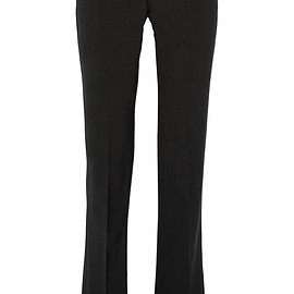 Theory - Custom Max 2 stretch-wool flared pants