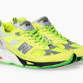 New Balance, Aries - M991 - Volt/Grey/Black?