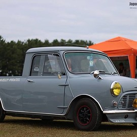 British Motor Corporation - Mini Pickup