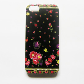 SINDEE - Russian Flower/iPhone 5/5S CASE