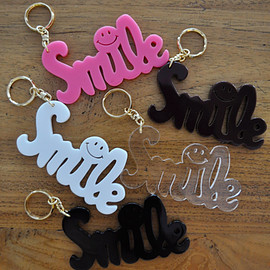JACKSON MATISSE - SMILE KEY HOLDER