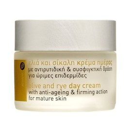 KORRES - olive and rye day cream