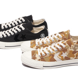 STUSSY - Stussy Deluxe × Converse CX-PRO OX