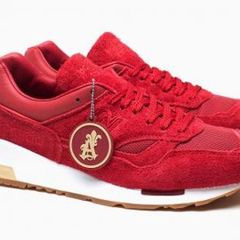 New Balance - SAINT ALFRED × NEW BALANCE 1500 RED