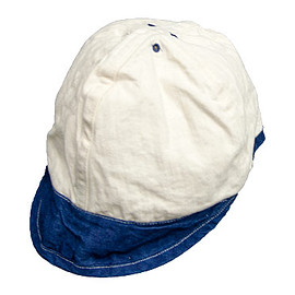 TATAMIZE - WORK CAP OFF WHITE