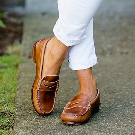 1 - How to wear penny loafers for women | Women's Footware | Pinterest | Penny loafers, Clothes and