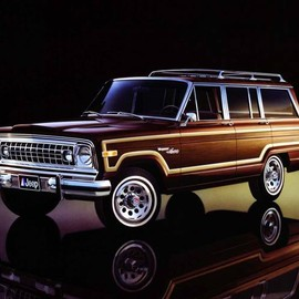 chrysler - Jeep Grand Wagoneer