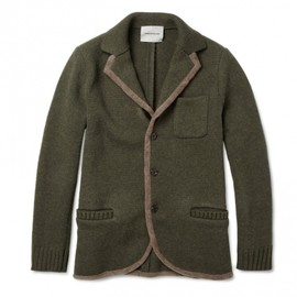 UNDERCOVER - Knitted Lightweight Wool Jacket