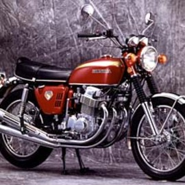 Honda - Dream CB750 FOUR