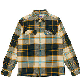 Patagonia - M's L/S Fjord Flannel Shirts-SPEC
