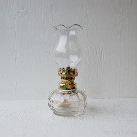 STAGAR - ANTIQUE MINI OIL LAMP / made in Poland