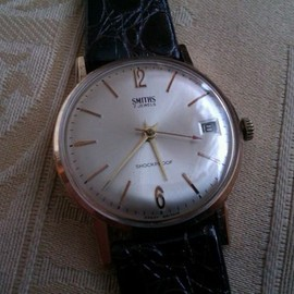 Smiths - WRIST WATCH