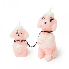 TOKYO CULTUART by BEAMS - OLGA GOOSE CANDLE / POODLE OWNER CANDL