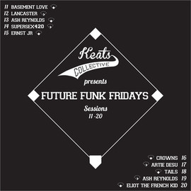 V.A. - Future Funk Friday Sessions 11 - 20
