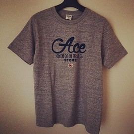 ace general store - Tシャツ