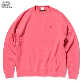 SOPHNET. - FRUIT OF THE LOOM AUTHENTIC CREW NECK SWEAT
