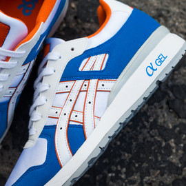 asics - GT-II - White/Blue/Orange