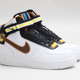 Nike + R.T. - airforce 1 mid (wht)