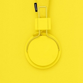 Urbanears - The Plattan Headphones (Yellow)