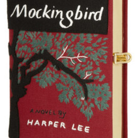 Olympia Le-Tan - To Kill A Mockingbird clutch