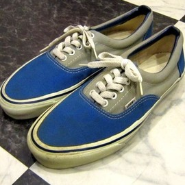 VANS - 80'S VANS ERA MADE IN USA