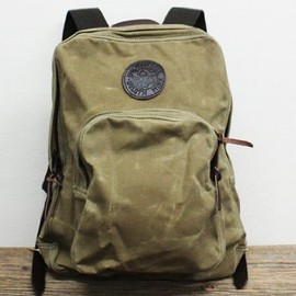 Duluth Pack - WAXED LARGE STD DAY PACK