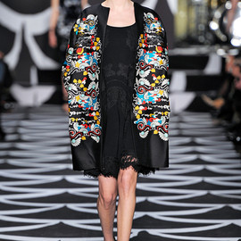 DIANE von FURSTENBERG - 2014-2015 Fall/Winter Collection|2014年秋冬コレクション