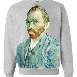 1000 Apparel - Van Gogh Crew Neck sweat