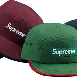 Supreme - Hex Ripstop Soft Bill Camp Cap