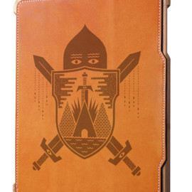 grove - Crest (iPad 2 Case) by IMAKETHINGS