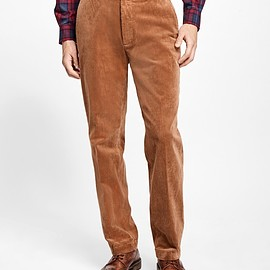 Brooks Brothers - Clark Fit Wide Wale Corduroys