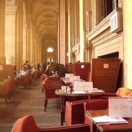 Paris - Café Marly