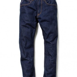 nonnative - DWELLER 5P JEANS COTTON 13oz SELVEDGE DENIM OW