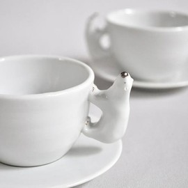 Polar Bear Cup and Saucer