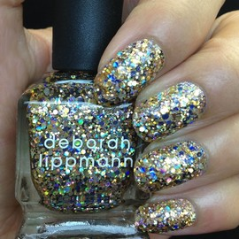deborah lippmann - GLITTER AND BE GAY - new! Jewel Heist collection