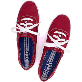 Keds - CHAMPION OXFORD CVO Red