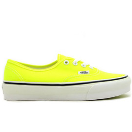 VANS - AUTHENTIC NEON