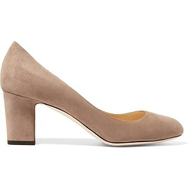 Jimmy Choo - Billie suede pumps