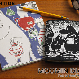 HIGHTIDE - 2013 Moomin Diary -Comics-