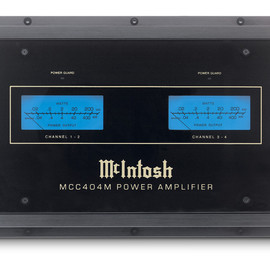 McIntosh - MCC404M POWER AMPLIFIER