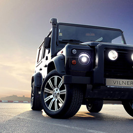 LAND ROVER - LAND ROVER DEFENDER BY VILNER