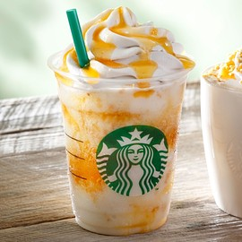Starbucks - Apricot Honey Soy Cream Frappuccino®
