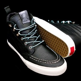 Vans Syndicate - Vans Syndicate x Mike Hill Sk8-Hi Boot