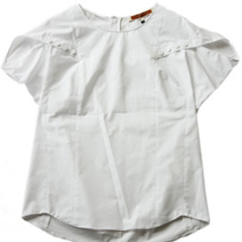 united bamboo - Folded Sleeve Top