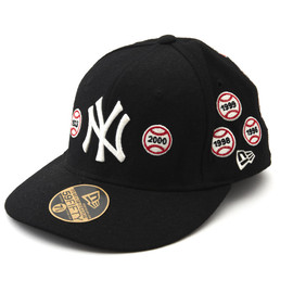 New Era - NY Yankees 59FIFTY Cap Designed by Spike Lee