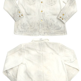 NEIGHBORHOOD - M.B/C-JKT(ジャケット)WHITE228-000104-000-【新品】【smtb-TD】【yokohama】