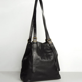 Maison Martin Margiela -  Thin Leather Shoulder Bag