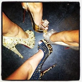 Christian Louboutin - Love all of louboutin ! on a girls night out .