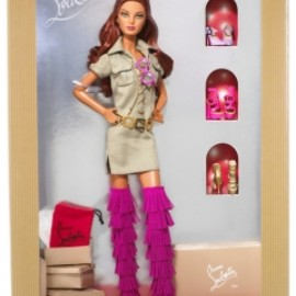 Barbie by Christian Louboutin - Dolly Forever Barbie